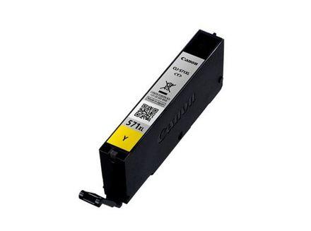 Canon CLI-571XL Y Оригинална мастилена касета (жълт)