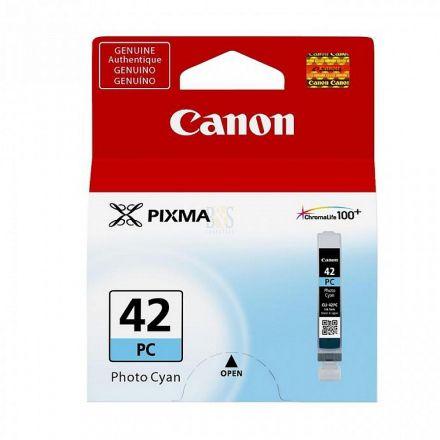 Canon CLI-42 PC Оригинална мастилена касета (фото циан)