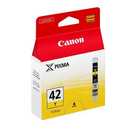 Canon CLI-42 Y Оригинална мастилена касета (жълт)