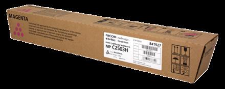 Ricoh 841927 Оригинална тонер касета (магента)