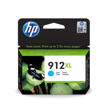 HP 3YL81AE-912XL оригинална мастилена касета (циан)