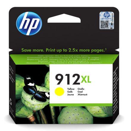 HP 3YL83AE-912XL оригинална мастилена касета (жълт)