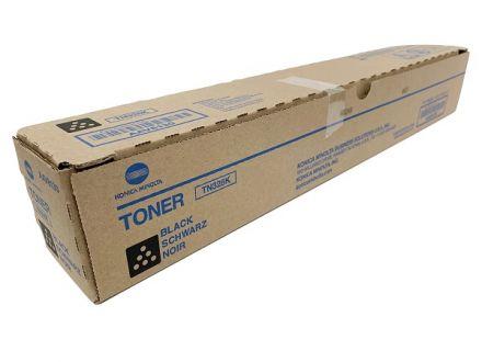 Minolta TN328K Оригинална тонер касета (черен)