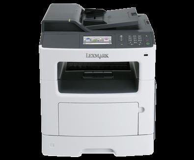Втора употреба Lexmark MX410de монохромно лазерно МФУ