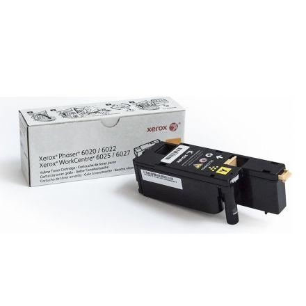 Xerox 106R02762 Оригинална Тонер касета (жълт)