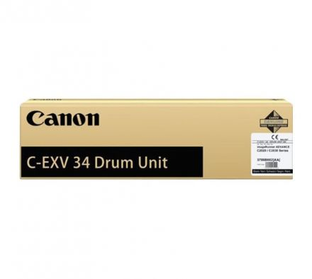 Canon C-EXV34 Оригинален барабанен модул (черен)