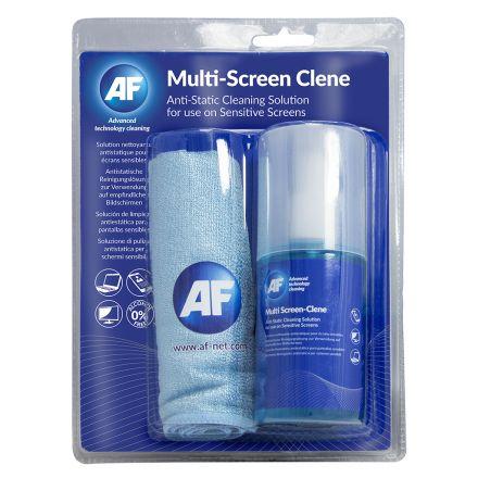 Комплект антистатичен спрей и голяма микрофибърна кърпа за екрани и TV MCA200LMF