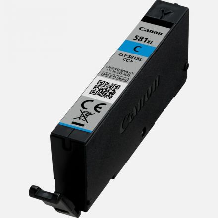 Canon CLI-581 XL C Оригинална мастилена касета (циан)
