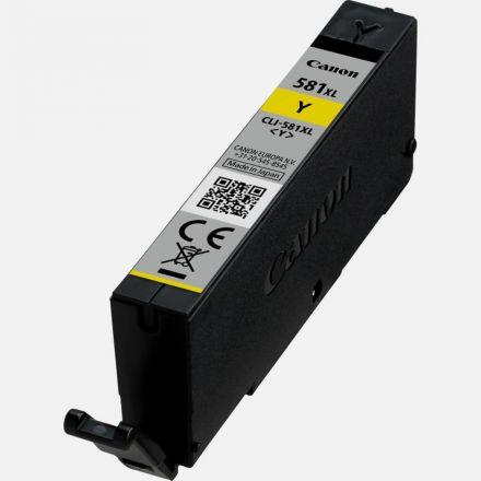 Canon CLI-581 XL Y Оригинална мастилена касета (жълт)
