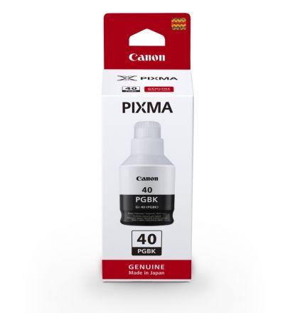 Canon GI-40 PGBK оригинално мастило (черен)